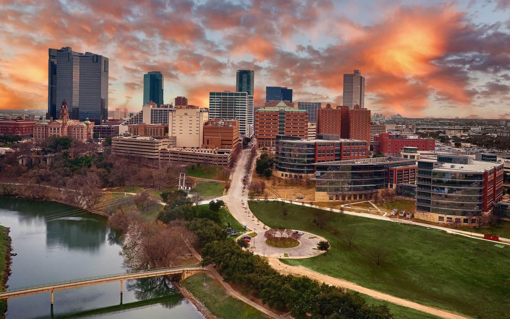 Fort Worth City Header Image